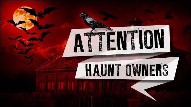 Attention Oklahoma Haunt Owners
